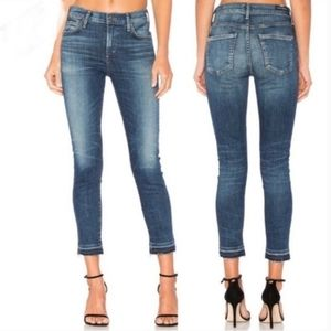 Citizens of Humanity Rocket High Rise Crop Jeans